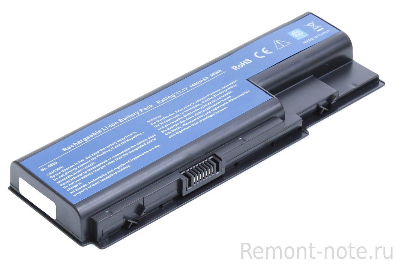 Ремонт аккумулятора для ноутбука