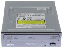 Привод DVD±RW/BD-RE Pioneer BDR-209DBK SATA BOX